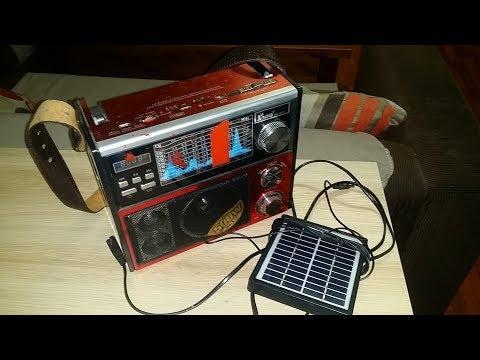 Aussie OLD Radio that works without power found in Garage sale! & John Laws channel starts up