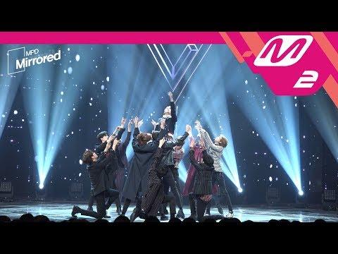 [Mirrored MPD직캠] 세븐틴 거울모드 직캠 '고맙다(THANKS)' (Seventeen FanCam)   @MCOUNTDOWN_2018.2.8