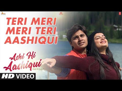 Teri Meri Meri Teri Aashiqui   Ashi Hi Aashiqui (AHA)  Sachin Pilgaonkar, Sonu Nigam,Priyanka Barve