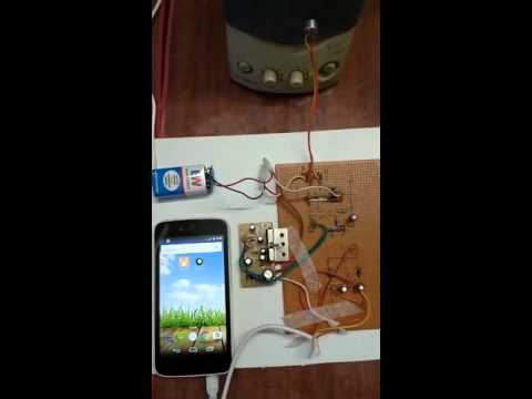 How to convert sound energy into electrical energy - YouTube