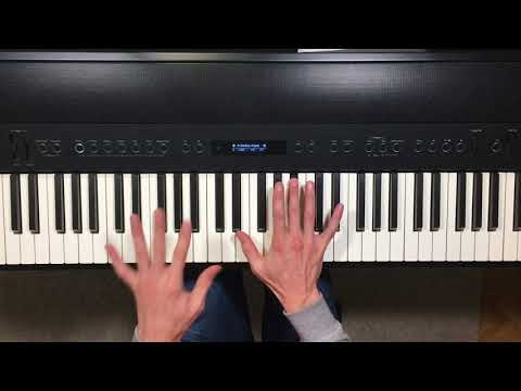"Cómo tocar ""Maybe"" de Yiruma. Tutorial para piano"