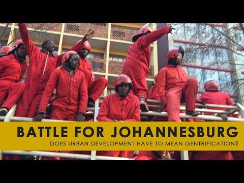 The Battle For Johannesburg - Full Documentary
