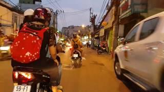 Quốc lộ 13, Bến xe Miền Đông, Nơ Trang Long,Nguyễn Văn Đậu,Sài Gòn, tối 23, tháng Giêng, thumbnail