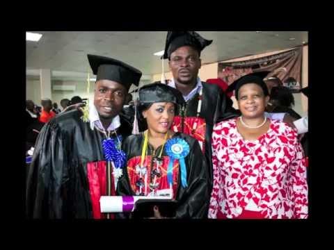 African Graduate University Clebration