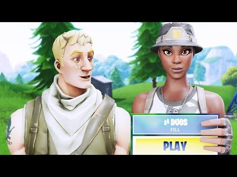 I Met The CUTEST KID In DUOS FILL Using RECON EXPERT And He FREAKED OUT!..