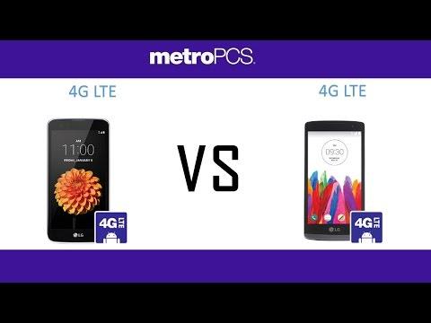 LG K7 vs LG Leon for metroPCS