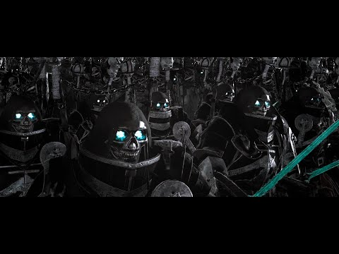 The Dead Walk the Lands - VAMPIRE COUNTS vs BRETONNIA - Total War WARHAMMER 2 Cinematic Battle |