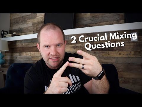 2 Crucial Mixing Questions You're Not Asking (Plus a Big Announcement)