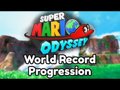 How Super Mario Odyssey was Beaten in Under 1 Hour - World Record Progression