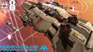 Homeworld 2 Remastered Gameplay Part 8 - Daddy ship