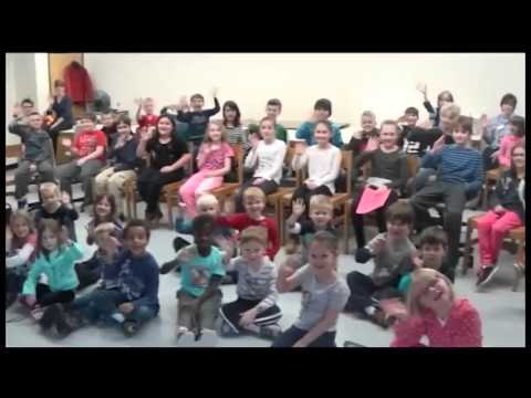 School visit: Mont Vernon Village School