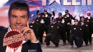 Where It All Began For DIVERSITY - ORIGINAL BGT Audition | Amazing Auditions