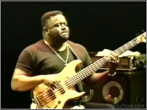 Larry Kimpel bass w/ Billy Cobham & George Duke: