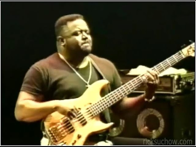 "Larry Kimpel bass w/ Billy Cobham & George Duke: ""Stratus"""