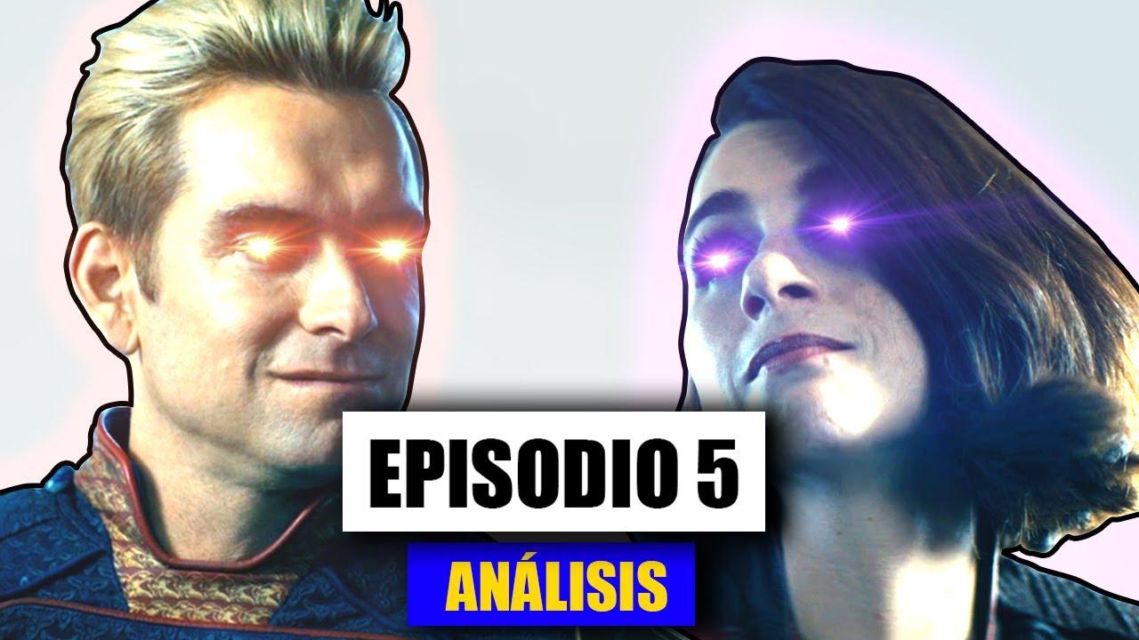 The Boys Temporada 2 Episodio 5 - Análisis, Final Explicado y Referencias