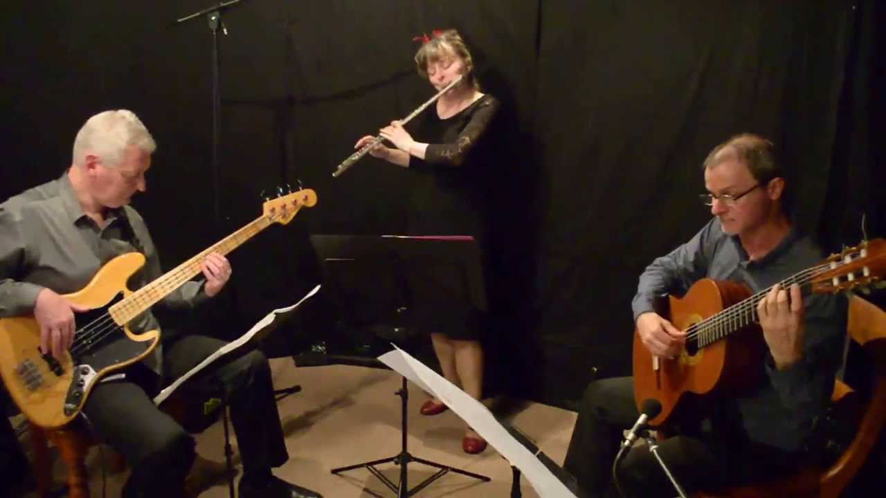 """Red Shoes Afro-Cuban Trio - """"Danzon For My Father"""" by Oscar Hernandez"""