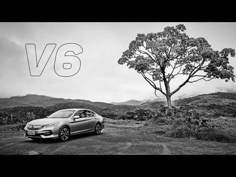 Honda Accord EX V-6 no uso com Juvenal Jorge (mais cenas excluídas)