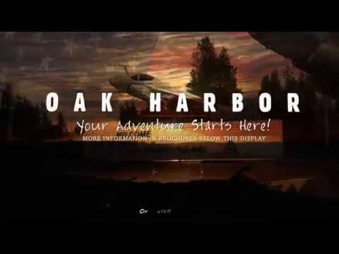 Oak Harbor, WA (WA State Ferry Advert)