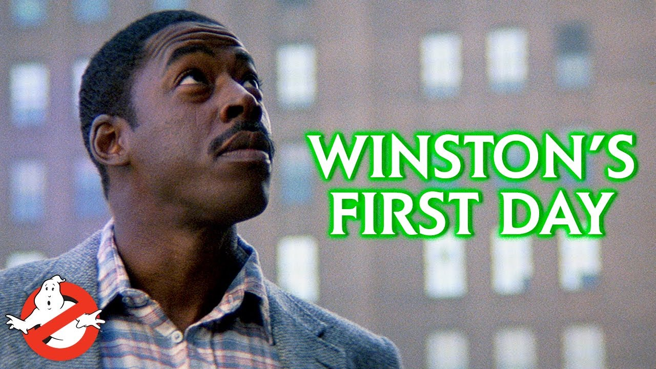 Winston's Interview: You're Hired! | Film Clip | GHOSTBUSTERS