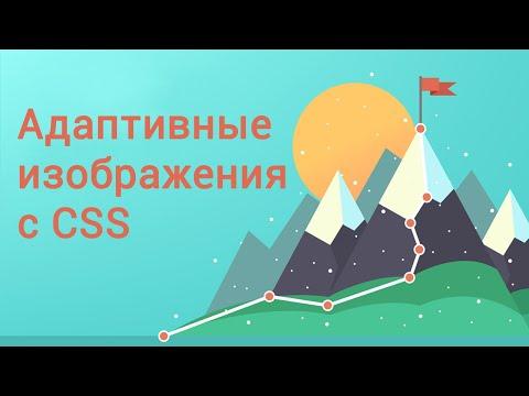 Адаптивные изображения с CSS