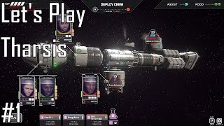 Let's Play Tharsis - Entry 1 - This Game is Exhausting (1/4)