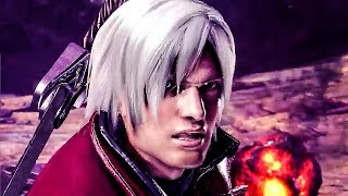 MONSTER HUNTER World x Devil May Cry Gameplay Trailer (2018)