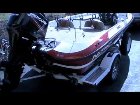 how to start and run a outboard motor on a garden hose