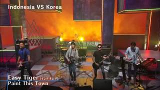 Easy Tiger weekly winner at asia versus episode 1 (Fuji Television Japan)