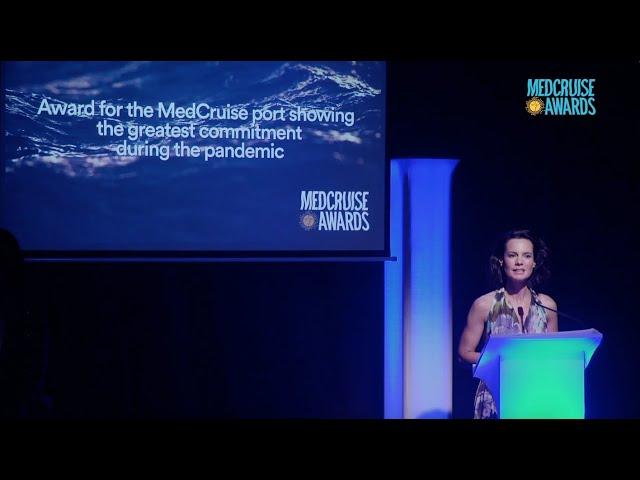 MedCruise Awards Gala, 2020