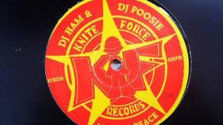 "DJ Ham & DJ Poosie- ""Master Peace"" (1995)"