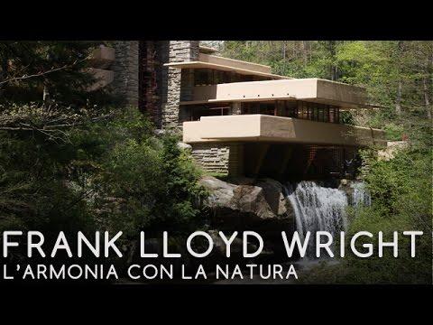 03 frank lloyd wright l 39 armonia con la natura luca for Architettura wright