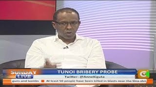Sunday Live: Justice Tunoi Bribery Probe
