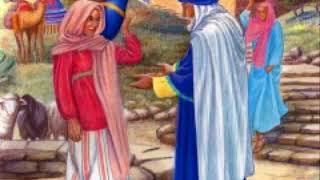 014. Книга Библейских рассказов для детей. Жена для Исаака (аудио)