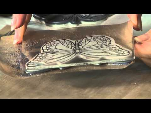 Tip of the Day: Melt Media from Stampendous