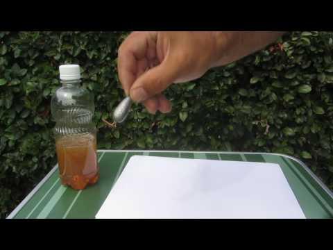 Эксперимент - добавление ингредиентов медь, алюминий, свинец, и придорожная пыль в моторное масло.