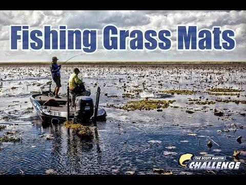 Flipping Grass Mats for Big Bass - Secret How To Tips from Scott Martin