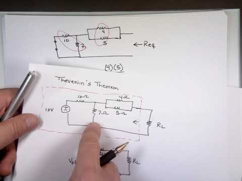 Thevenin And Norton's Theorems