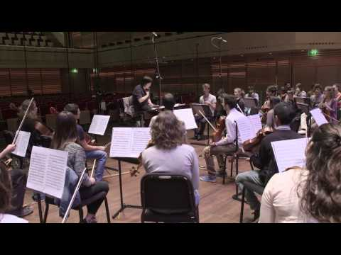 Rosanne Philippens: MYTH (behind scenes of recording session)