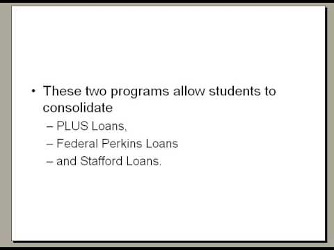 federal-student-loan-consolidation