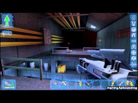 Deus Ex [Non-Lethal] Part 23 - Vandenberg Air Force Base