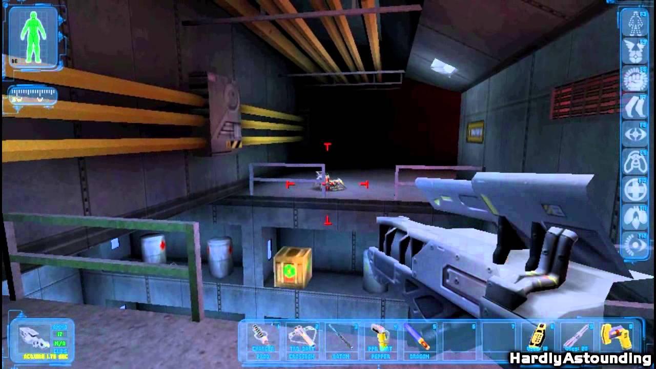 deus ex non lethal part 23 vandenberg air force base