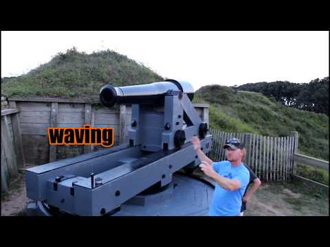 Fort Fisher N.C. Ghost Hunt 2018
