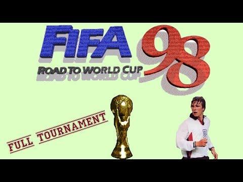 FIFA 98 - Road To World Cup Mode (Sega Mega Drive/Genesis)