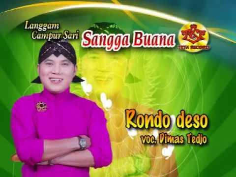 Campursari Sangga Buana-Rondo Deso-Dimas Tedjo