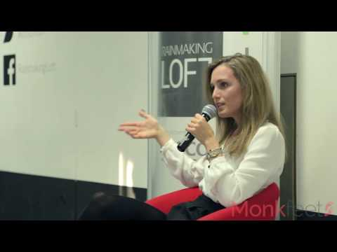 Investors On Stage | Alessandra Sollberger of Mosaic Ventures