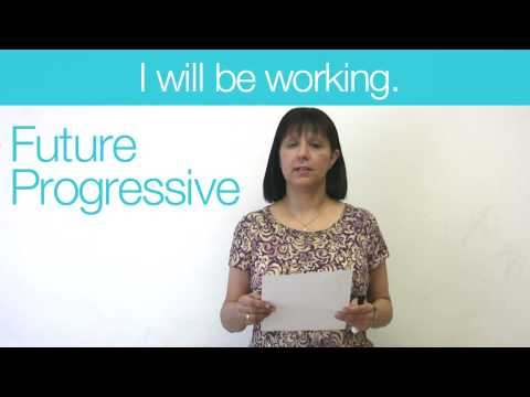 English Grammar - Tenses overview - present, past, future, s