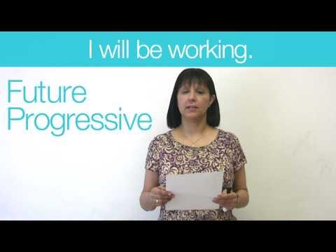 English Grammar - Tenses Overview - Present, Past, Future, Simple, Continuous, Progressive, Perfect!