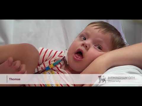 Child Nursing At Birmingham City University