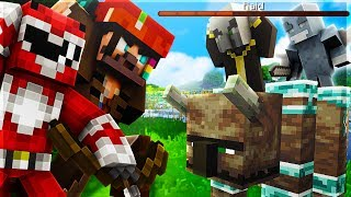 ANIMA ED HEMERALD CONTRO il SUPER RAID! - Minecraft ITA Server ANIMA