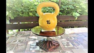 🛑 👉 Вращающаяся подставка  для торта, как сделать поворотный столик своими руками.